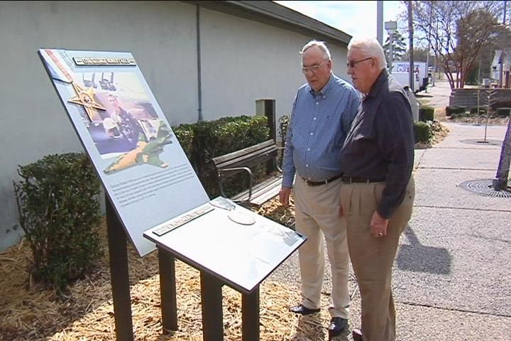 "HATTIESBURG, MS (WDAM) - Hattiesburg veterans are remembering a courageous Hub City Vietnam War POW as a ""humble hero"" who served his nation well as both an Air Force officer and a civic leader. Those veterans say Col. George Robert Hall will be missed by all who knew him."