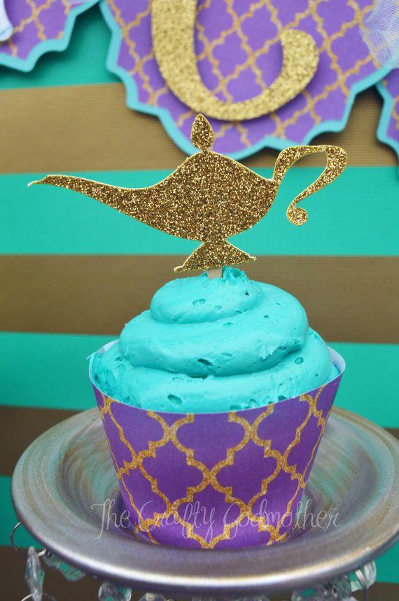 Disney Princess Jasmine Gold Glitter by TheCraftyGodMother on Etsy
