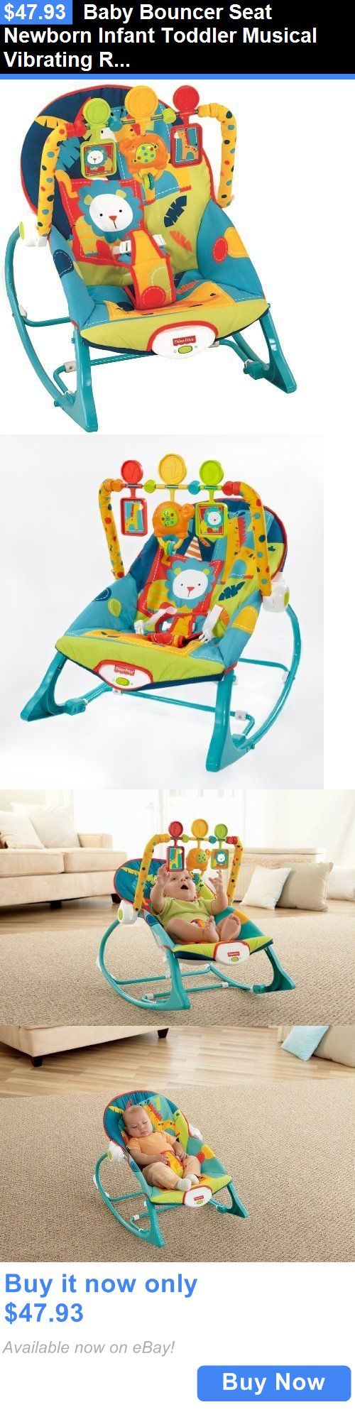 Uncategorized fisher price comfort curve bouncer new free shipping ebay - Baby Baby Bouncer Seat Newborn Infant Toddler Musical Vibrating Rocker Chair Gift New Buy It