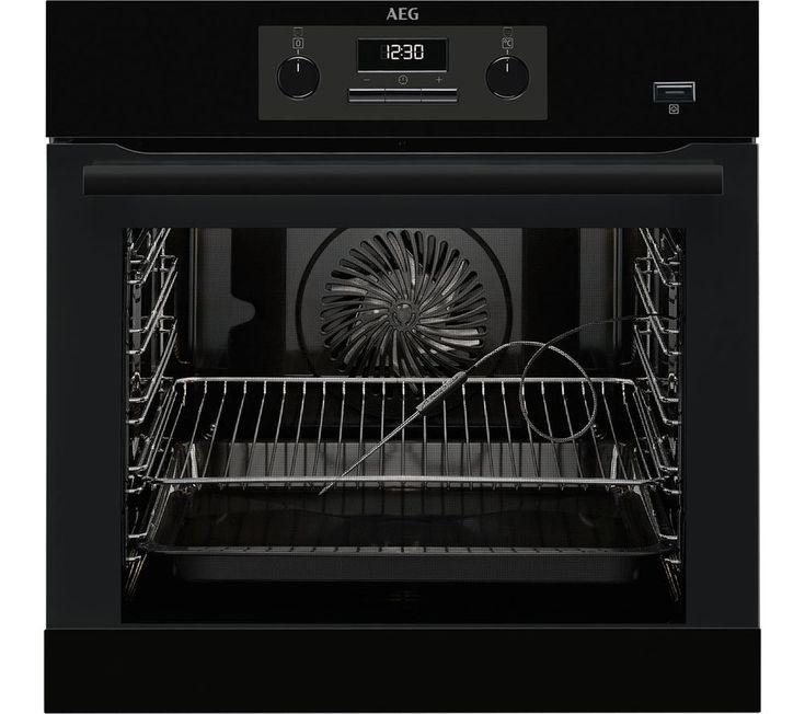 AEG BES352010B Electric Oven - Black