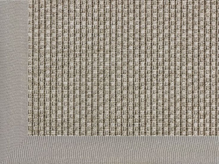Sylt 801 Indoor & Outdoor Teppich Wunschmaß | Terassenteppich | Bordürenteppich
