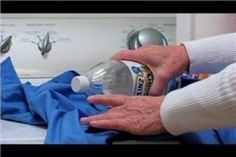 How to Remove Deodorant Stain Buildup on Dark Clothing   eHow