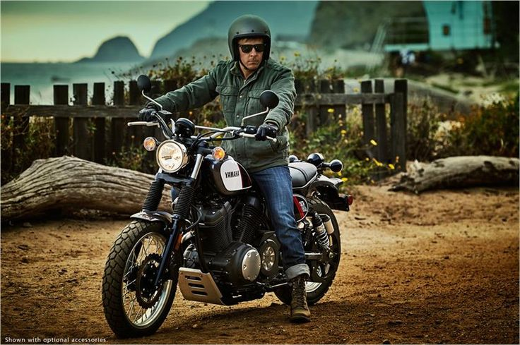 2017 Yamaha SCR950 Sport Heritage Motorcycle