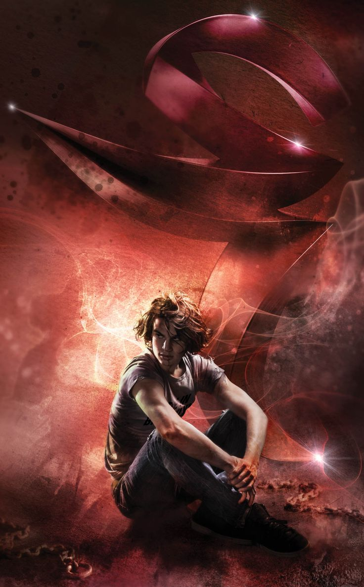 New City of Glass cover art: Simon with Agony rune