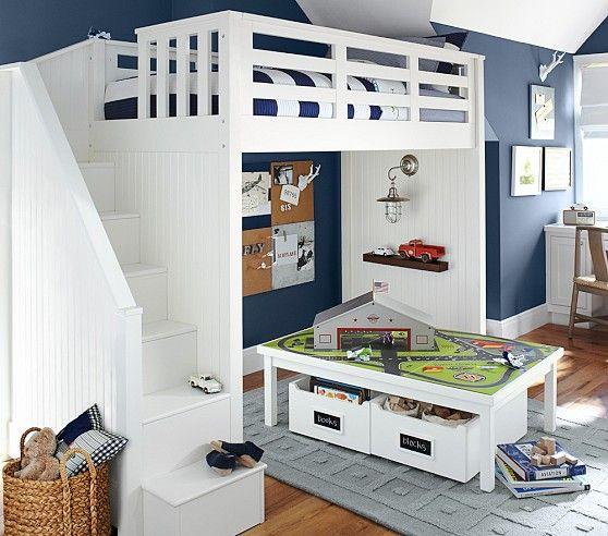Catalina Stair Loft Bed Reviews