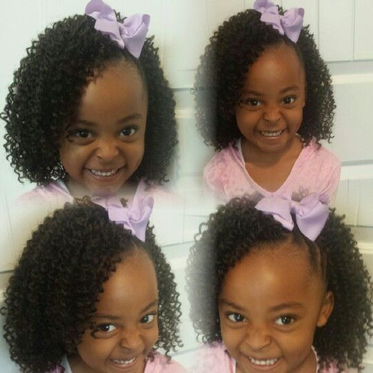 crochet braids kids