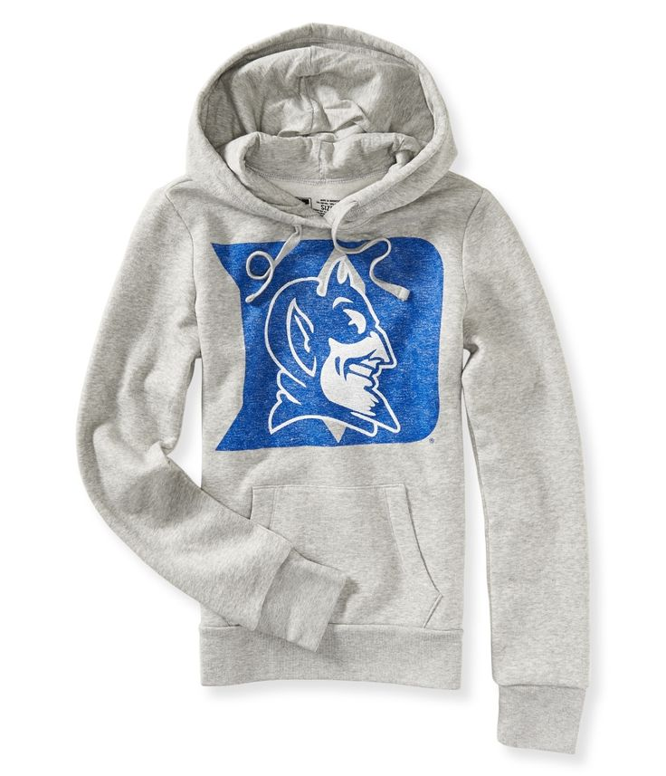 Glitter Duke University Hoodie -