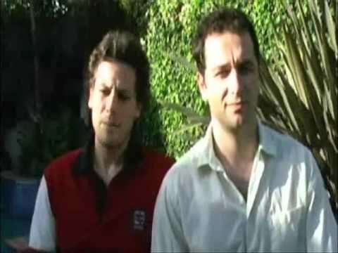 Ioan Gruffudd and Matthew Rhys: Ar Lan y Mor and Morfudd Fel yr Haul - YouTube