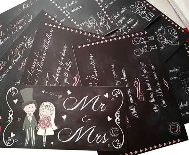 Lavagnette personalizzate segnatavolo in coordinato con il bellissimo tableau per il matrimonio dei nostri amici Andy e Chiara! ! #lavagnettiamo #lavagnettiamo@gmail.com #solocosebelle #love #chalkboard #chalkboardart #art #lavagnetta #lavagna #lavagnettepersonalizzate #igers #igersitalia #handlettering #handletter #moderncalligraphy #chalk #amore #wedding #tableau #marriage #matrimonio #groom #bride #brides #wedds #weddingday