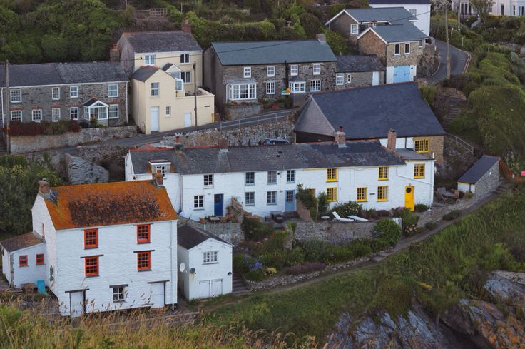 There's something special in these small villages in Cornwall