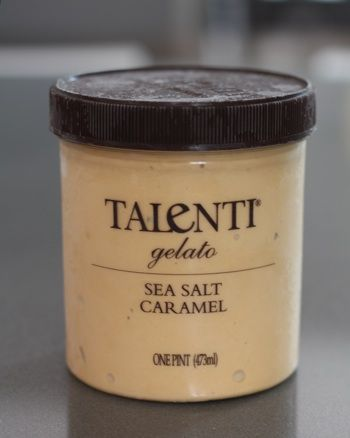 Talenti Gelato-Sea Salt Caramel omg soooo good tried this fri night, so rich a little is all you need