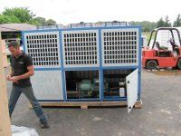 Africhill offers a full range of condensing units, air cooled condensers and fluid coolers for commercial refrigeration. Contact us at aboard.co.za for more info.