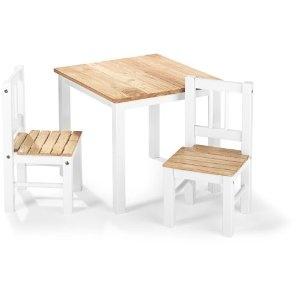 Wooden Children S Table And Chair Set Moderne Kindermobel Kinder Tisch Und Stuhle Kinderzimmer Mobel