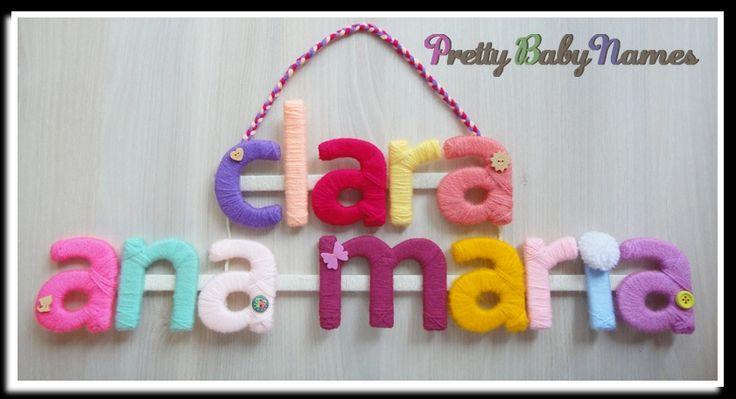 Baby Name Clara Ana Maria