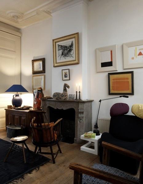 17 beste idee n over abstracte kunst schilderijen op - Makers van het interieur ...