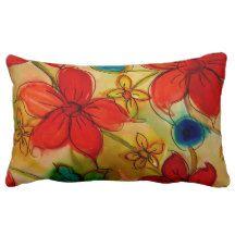 Aggelikis Floral Melange Design Pillow
