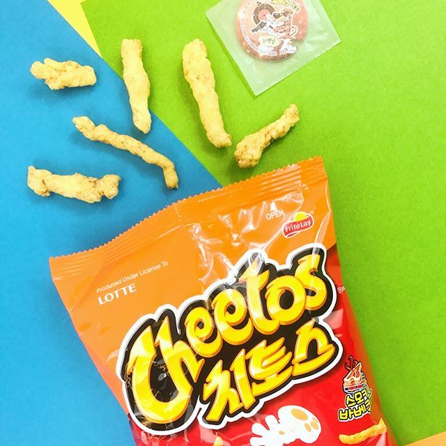 Prepare your taste buds! The smokey BBQ Cheetos just dropped and they're 🔥🔥