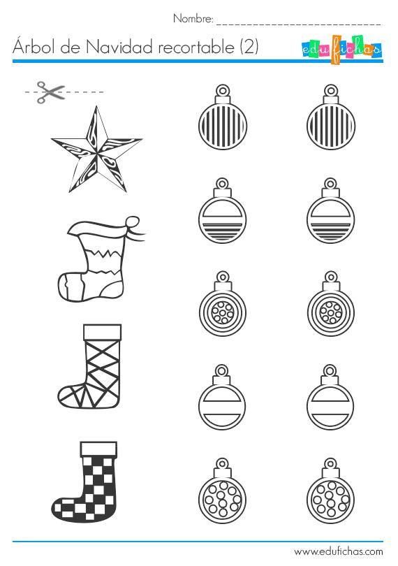 Collage de Navidad. Hoja 2…
