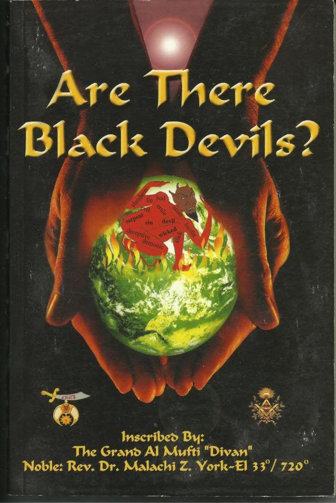 Are There Black Devils Malachi York Books Books Books To Buy Black Books