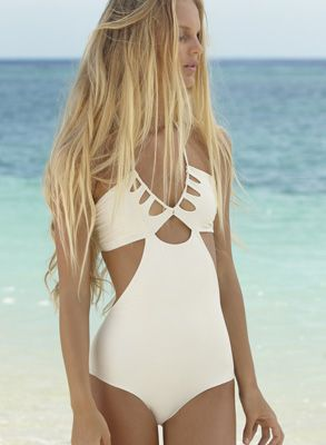 In love with the Mikoh swimwear!
