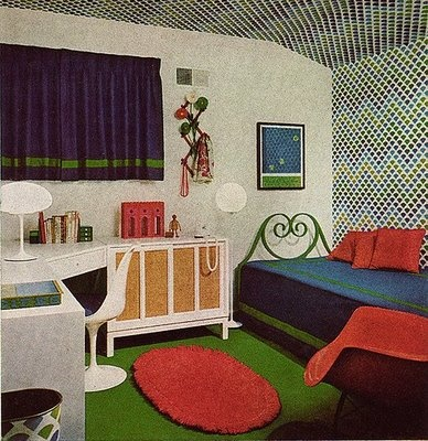 From Better Homes And Gardens October 1968 1960 39 S Bed