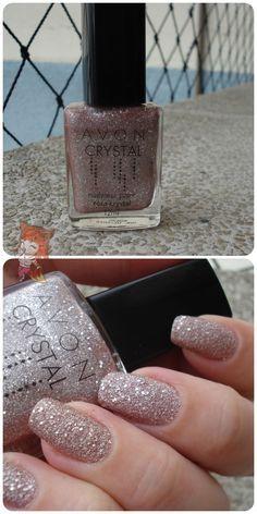Ruiva Cohen Store: Esmalte Avon :: Rosa Crystal  http://www.ruivacohen.com.br/2015/06/esmalte-avon-rosa-crystal.html
