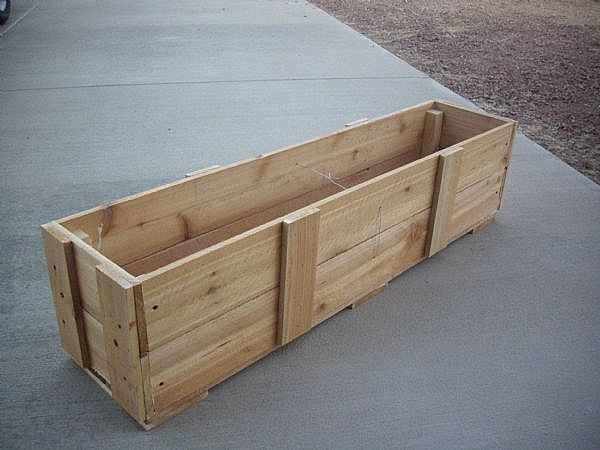 Best 25 Garden Planter Boxes Ideas Only On Pinterest Building Planter Boxes Raised Planter Boxes And Diy Planter Box