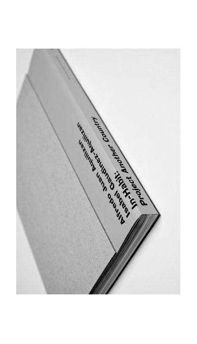brochure couverture book reliure