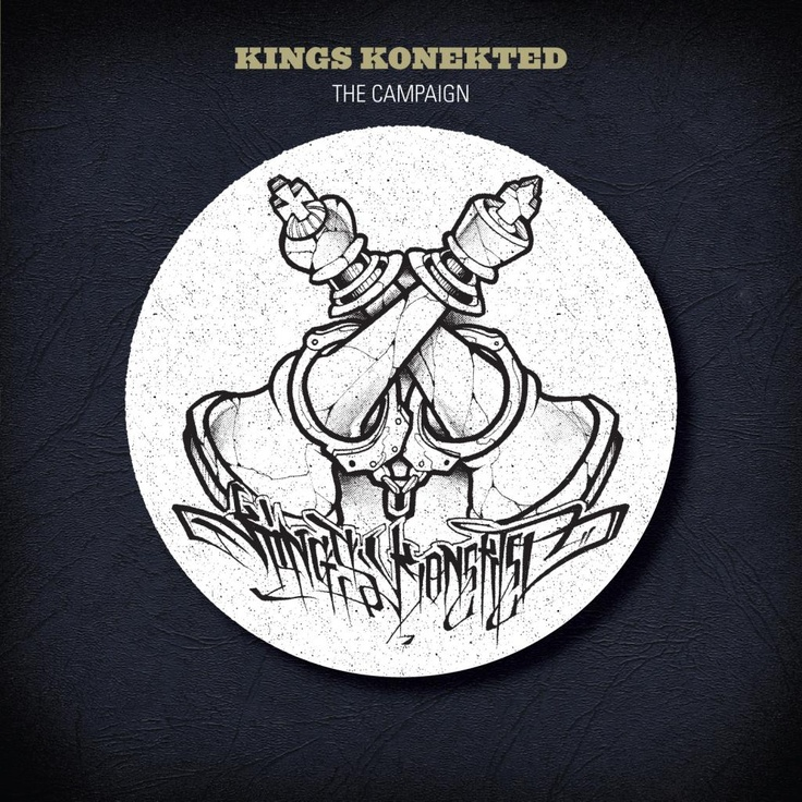 Interview: Kings Konekted - Class, Corruption & The Campaign: Kings Konekted garnered a cult following among fans and hip hop luminaries alike with their 2009 pre-album release Trails to the Underlair. Looming at the edge of the underworld's shadow, Kings Konekted are now passing off copies of their debut EP The Campaign under a jacketed arm: six tracks of street corner discussions and heavyweight production by Stricknine, Prowla and Trem.