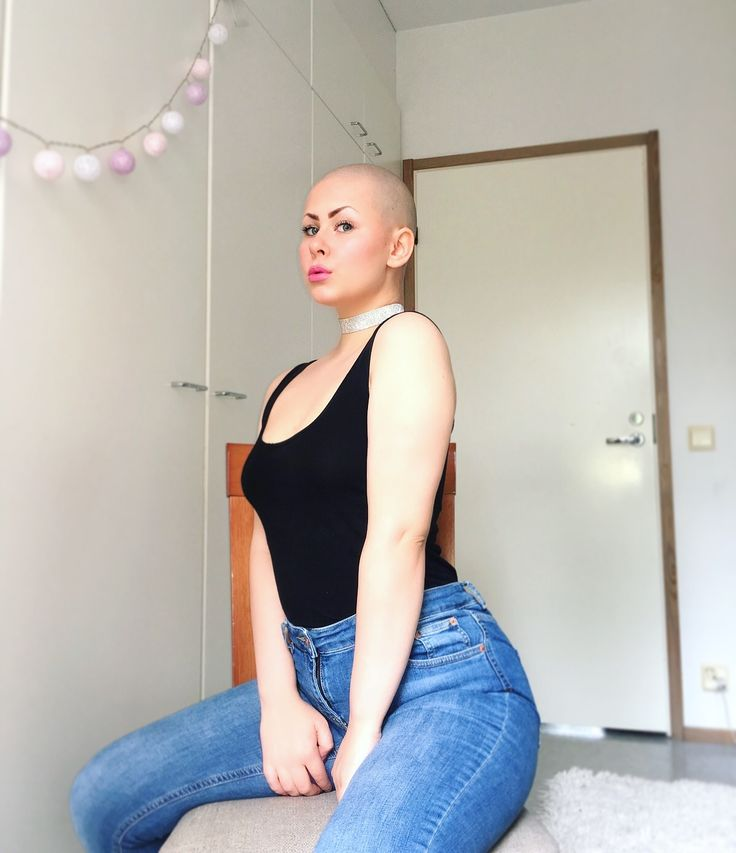Bald Barbie Nanna Bald Women Thatbaldbarbie Bald Hair