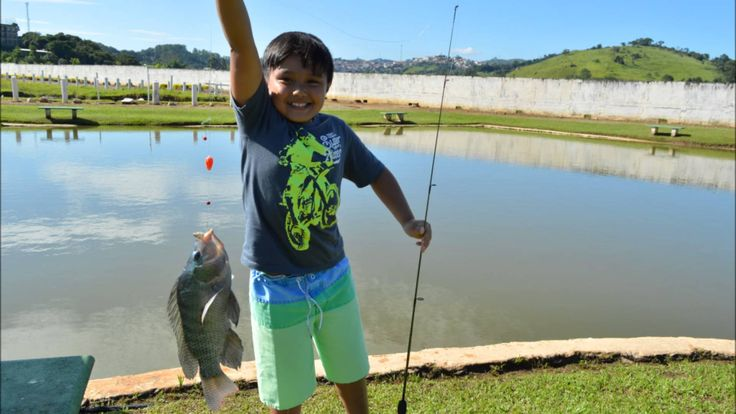 Pescaria Tilapia com Miçanga e ultralight - Recanto do Teixeira parte 2