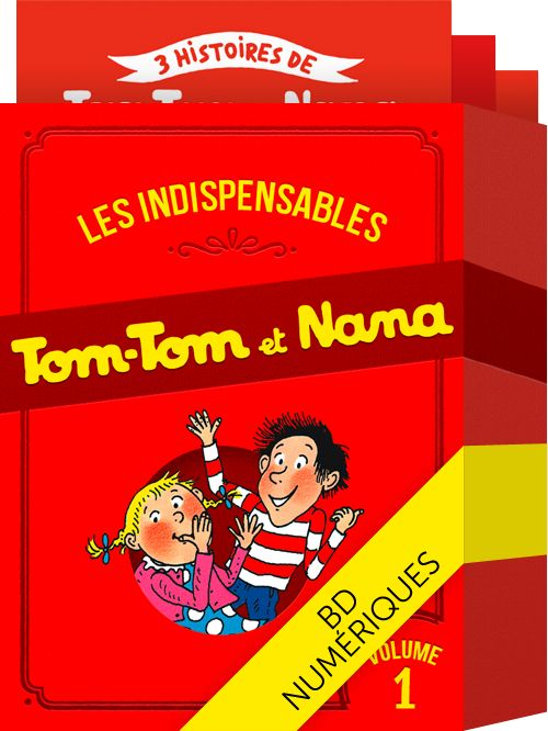 16 best tom tom et nana bd images on pinterest tom toms childhood and early childhood. Black Bedroom Furniture Sets. Home Design Ideas
