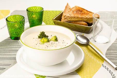 Recept - Blomkålssoppa #meatlessmonday #vegetarisk #kottfrimandag