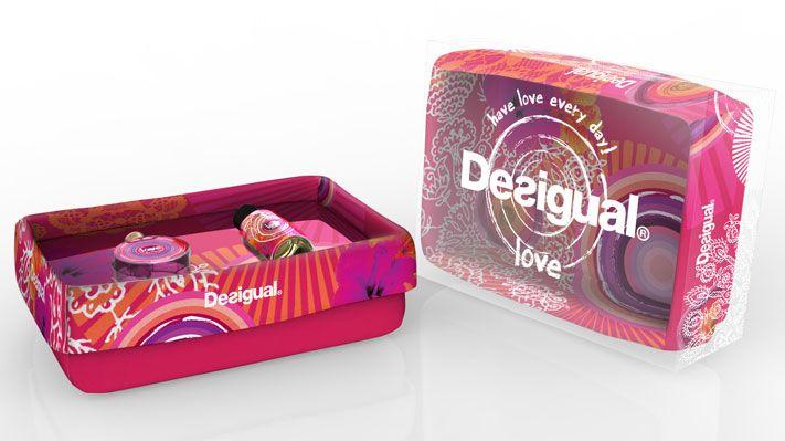SEX FUN LOVE DESIGUAL GIFT SET DESIGN Sotano Studio