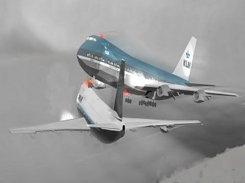 The Tenerife Airport 747 Collision