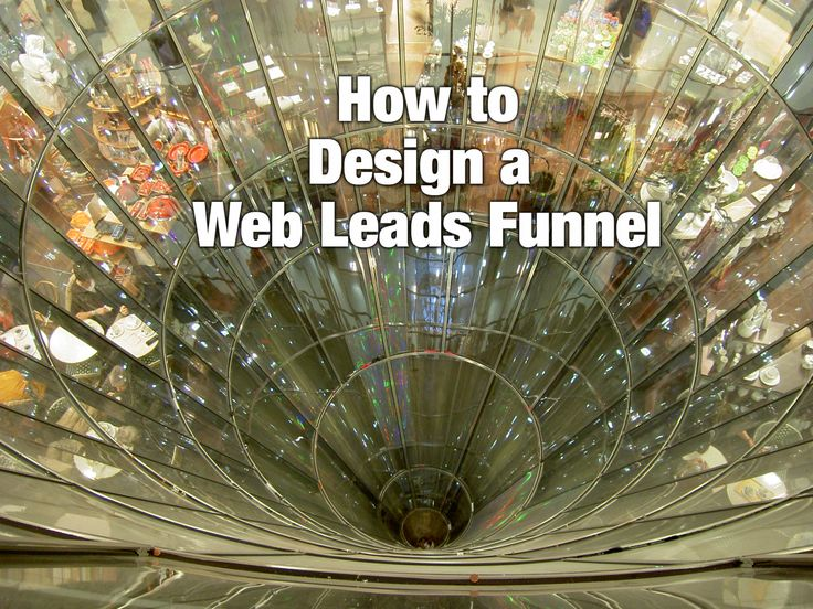 How to Design a Web Leads Funnel   Sprint Marketing