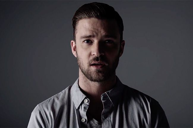 Justin Timberlake 'Tunnel Vision' Video Still
