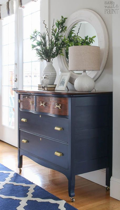 Pin By Janed On Decoración Pinterest Vintage Dressers Paint Furniture And Dresser