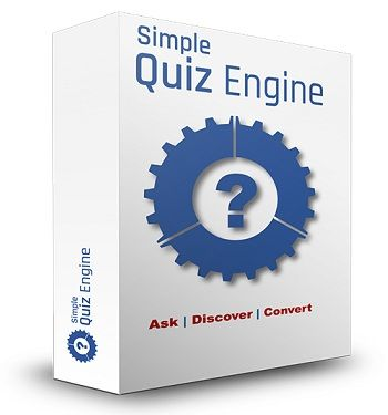 Simple Quiz Engine Review : how to instantly turn more of your traffic into leads, maximize roi and create automated sales and profits...