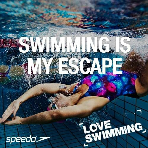 .Swimming for me is a perfect way to end my day after a bad day at school. When I dive into the water I forget about my daily problems and stresses. Swim is a sport which 5 years ago I probably couldn't do. I was born with asthma and up until about 5 years ago I had a lot of problems with it.