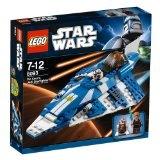 LEGO Star Wars 8093 - Plo Koons Starfighter