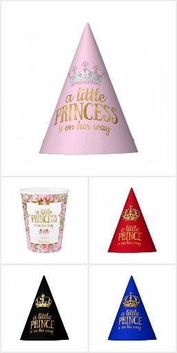 Party Products For Baby Showers