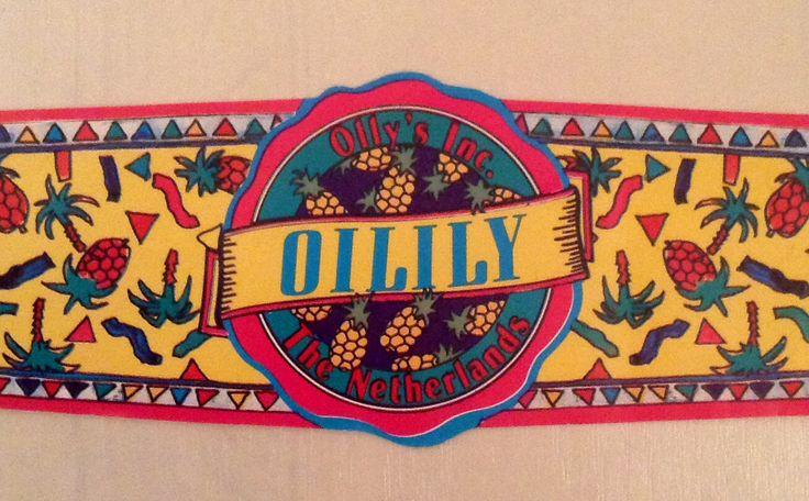 Oilily vintage logo