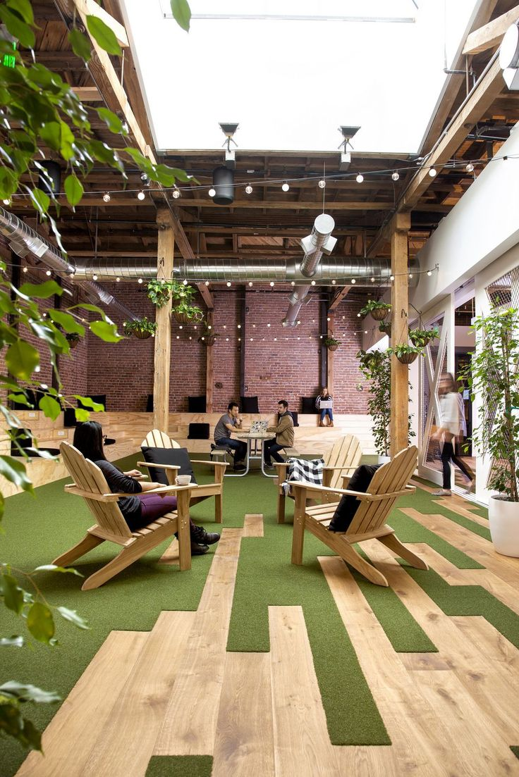 Github - San Francisco Headquarters by FENNIE+MEHL Architects and Studio Hatch