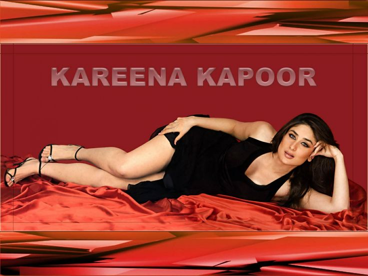Kareena nude feet to head