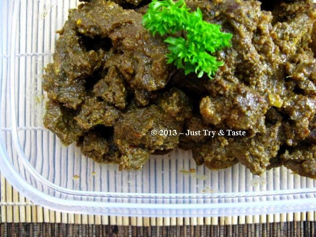 Just Try & Taste: Ungkep Daging Sapi a la My Mom