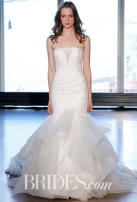 Brides: Alyne by Rita Vinieris Wedding Dresses - Spring 2017 - Bridal Fashion Week
