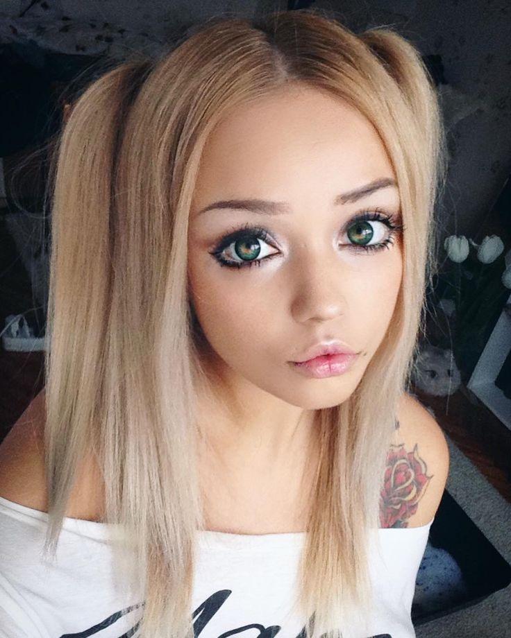 Best 25+ Anime eye makeup ideas on Pinterest | Bigger eyes makeup ...