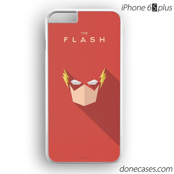 the flash vector iPhone 6 / 6S Plus Case will create premium style to your phone. Materials are from durable hard plastic or silicone rubber cases, available in black and white color. Our case makers