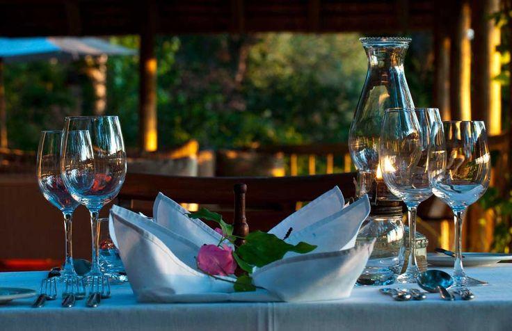 Selati Camp Dinner